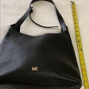 Michael Kors black hobo, w/ dust bag